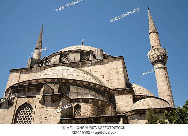 Mihrimah Sultan Mosque, Uskudar, Istanbul, Turkey