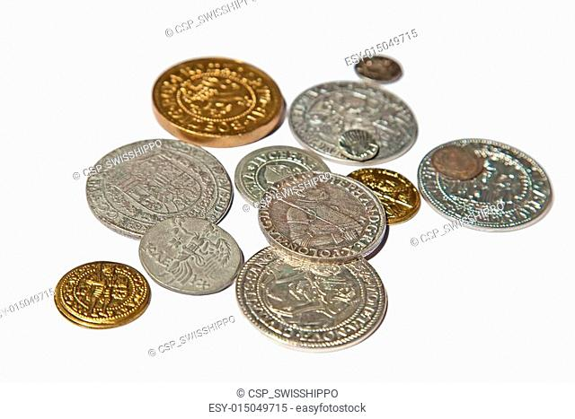 Medieval coins