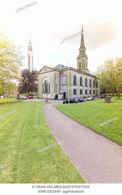 St Pauls Square, The Jewellery Quarter, Birmingham