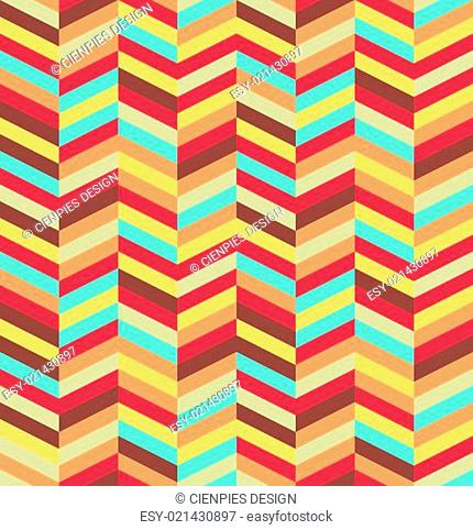 Abstract colorful seamless pattern background. EPS10 file