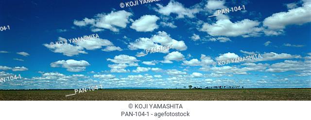 Clouds, near Barossa, Australia