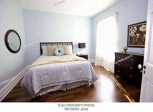 Renovated bedroom in house, Property Released, Toronto, Ontario