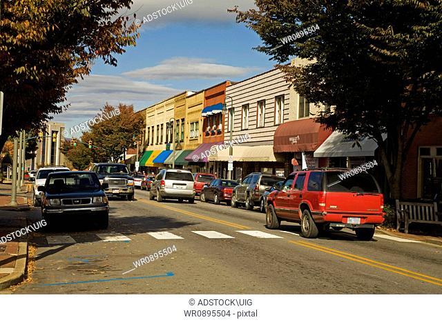 Autumn, Waynesville, NC