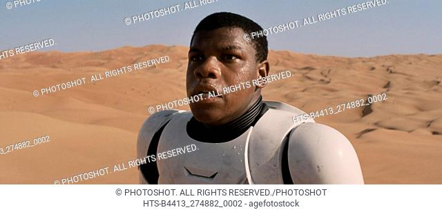 """""""Star Wars: Episode VII - The Force Awakens"""" (2015) John Boyega © 2015 Lucasfilm"