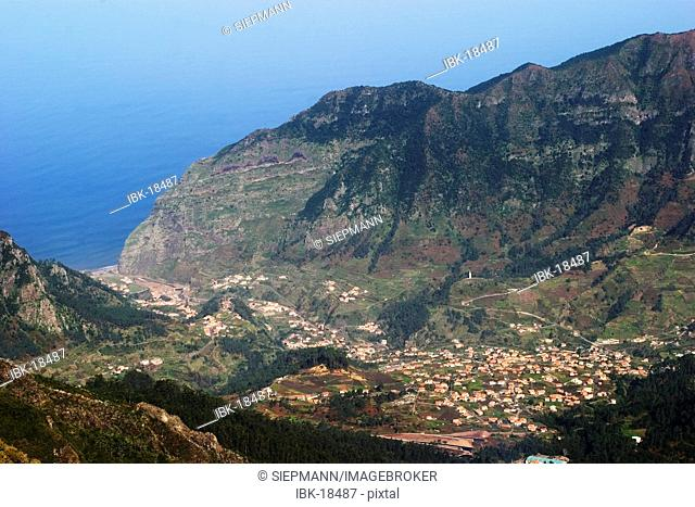 Mountain Madeira Stock Photos And Images Age Fotostock
