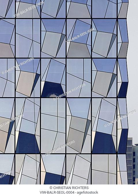 DIGITAL MEDIA CITY, KOREA SOUTH, Architect SEOUL