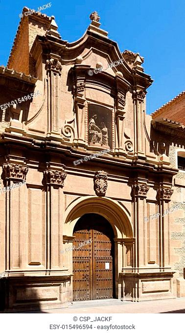Church of Santa Anna. Murcia