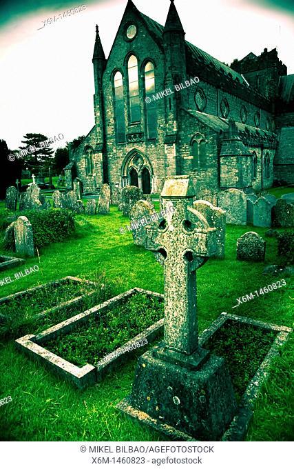 St Canice's Cathedral  Kilkenny, County Kilkenny  Ireland, Europe