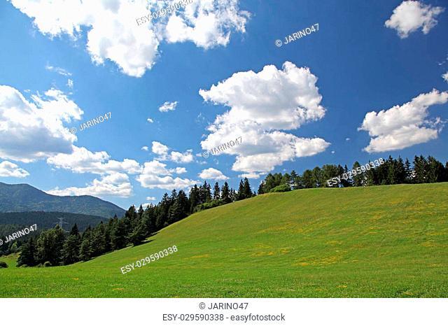 Beautiful nature in region Liptov - Slovakia