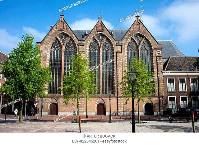 Kloosterkerk in The Hague