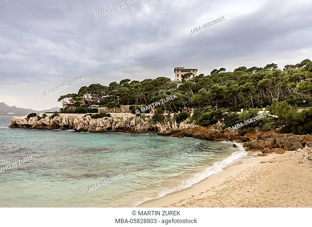 Bay of Cala gate, Spain, Majorca, the Balearic Islands, Balearic islands, Cala Ratjada