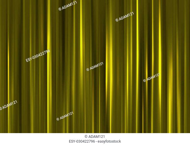 Background image of yellow velvet stage curtain