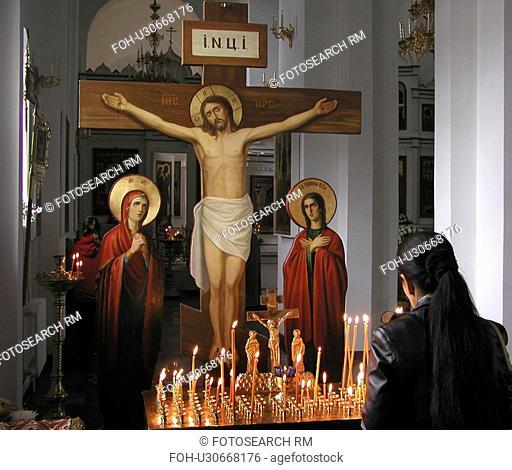 christ, people, interior, russia, person, love