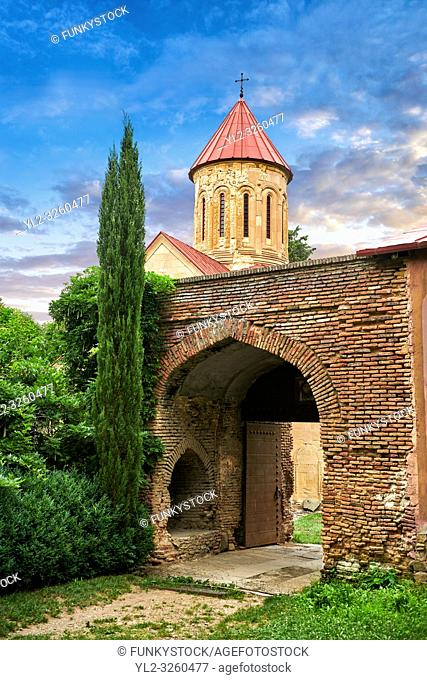 Picture & image of the Betania (Bethania ) Monastery of the Nativity of the Mother of God Georgian Orthodox complex, Georgia