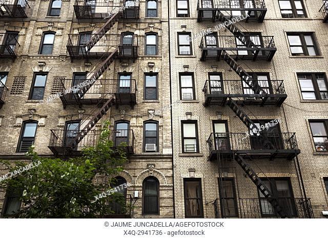 Facade in Brooklyn