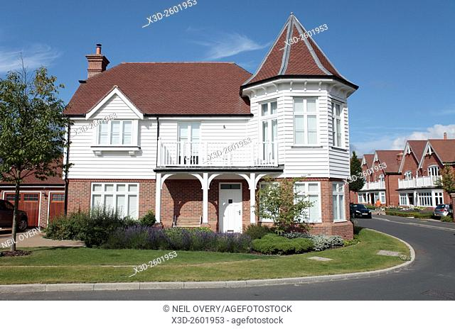 New Homes in Horsham, West Sussex, England
