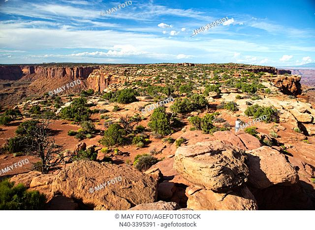 Canyolands Nat. Park, Moab, Utah, United States