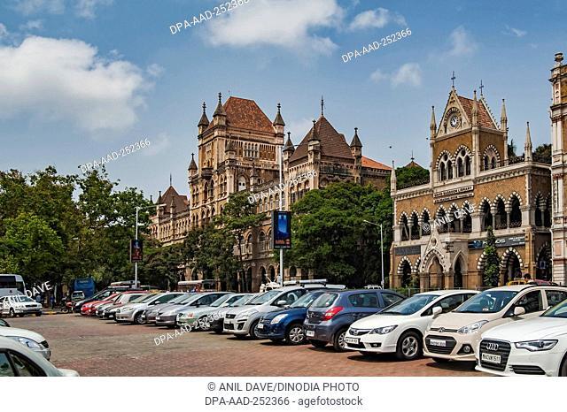 Elphinstone college, mumbai, maharashtra, india, asia