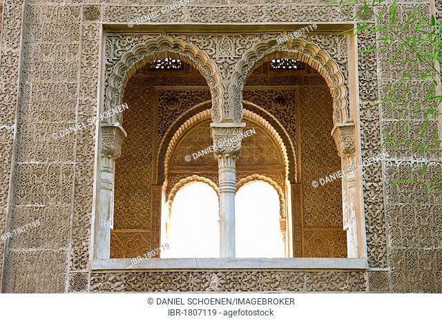 Alhambra, Granada, Andalucia, Spain, Europe