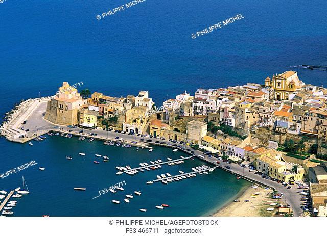 Castellammare del Golfo. Sicily. Italy