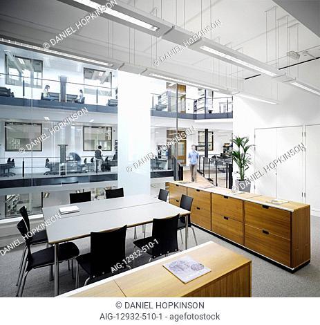 Manchester Interdisciplinary Biocentre, John Garside Building