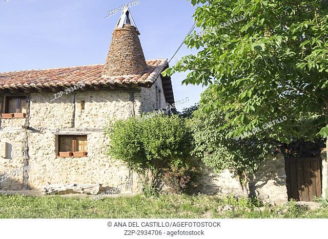 Medieval village of Calatanazor in Soria region, northern. Spain