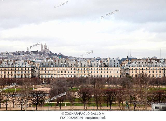 Tempest on Montmartre