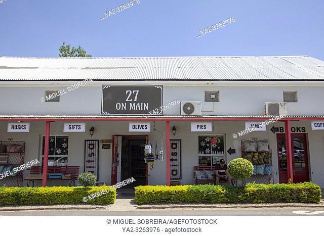 27 on Main Shop in Riebeek Kasteel in Western Cape, South Africa