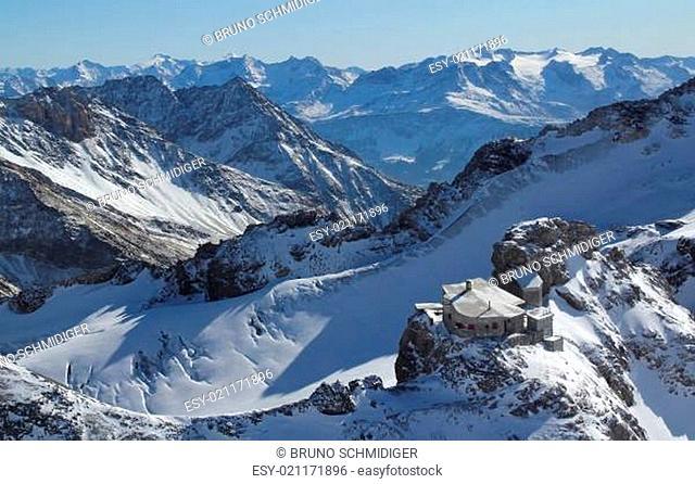 Zentralschweizer Alpen