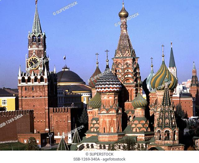 St. Basil's Cathedral MoscowRussia