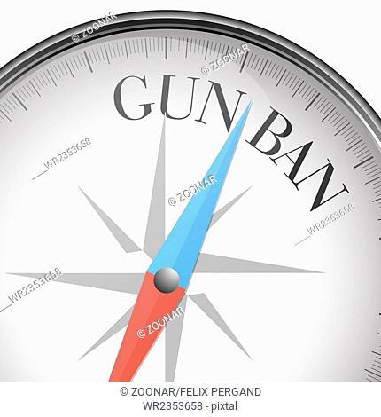 compass Gun Ban
