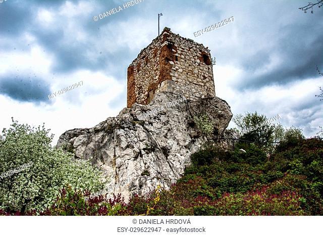 Mikulov, Kozi hradek, CZ, Europe