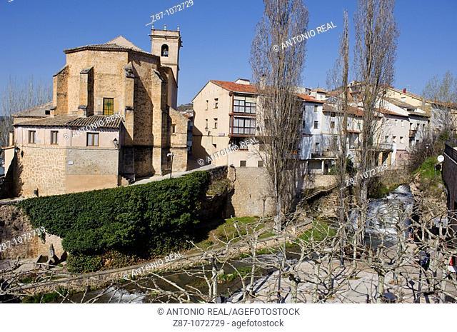 Trillo, La Alcarria, Guadalajara province, Castilla-La Mancha, Spain