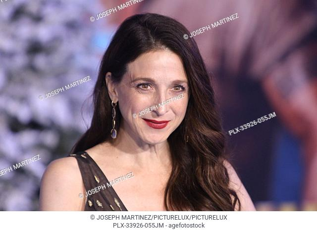 """Marin Hinkle at Sony Pictures' """"""""Jumanji: The Next Level"""""""" World Premiere held at the TCL Chinese Theater in Hollywood, CA, December 9, 2019"""
