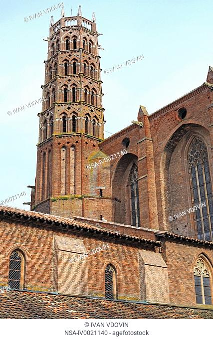 Church of the Jacobins, Toulouse, France