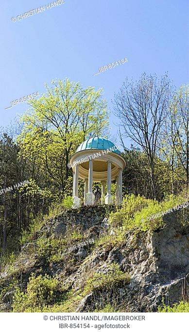 Krupp Monument, Berndorf, Triestingtal Valley, Lower Austria, Europe