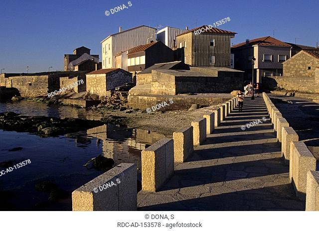 Cambados Rias Baixas Galicia Spain