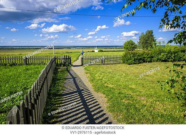 village Konstantinovo, Ryazan region, Russia