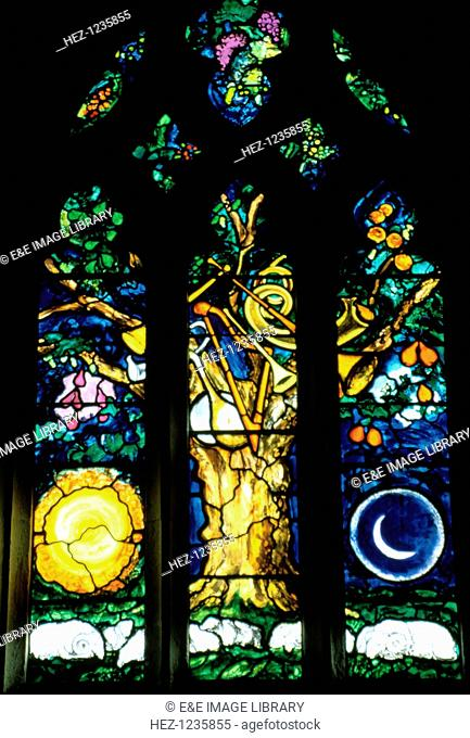 Tree Of Life Stained Gl Window St