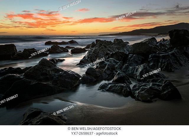 Tarifa, Costa de la Luz, Cadiz, Andalusia, Spain, Southern Europe