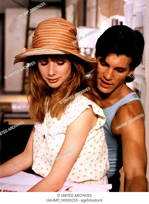 Sei stark, Cassie, (NOBODY'S FOOL) USA 1986, Regie: Evelyn Purcell, ROSANNA ARQUETTE, ERIC ROBERTS
