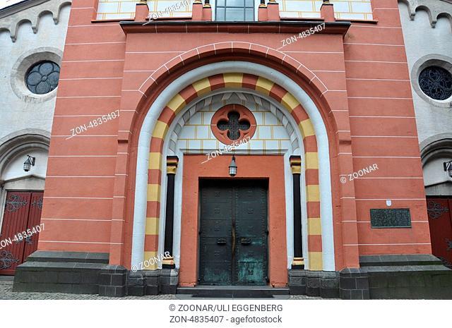 st.servatius church siegburg