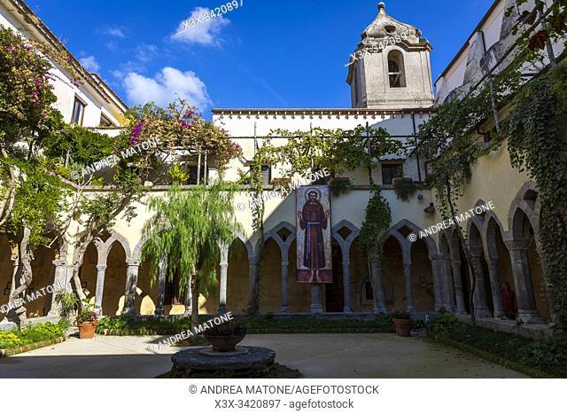 Chiostro di San Francesco, Sorrento, Italy