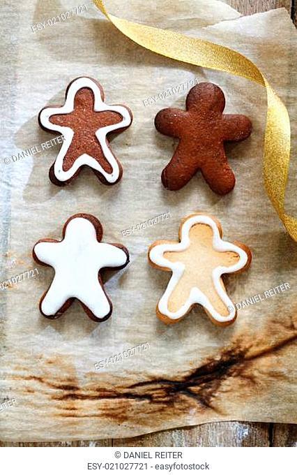 4 Gingerbread man