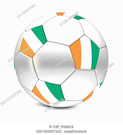 Soccer Ball/Football Ivory Coast