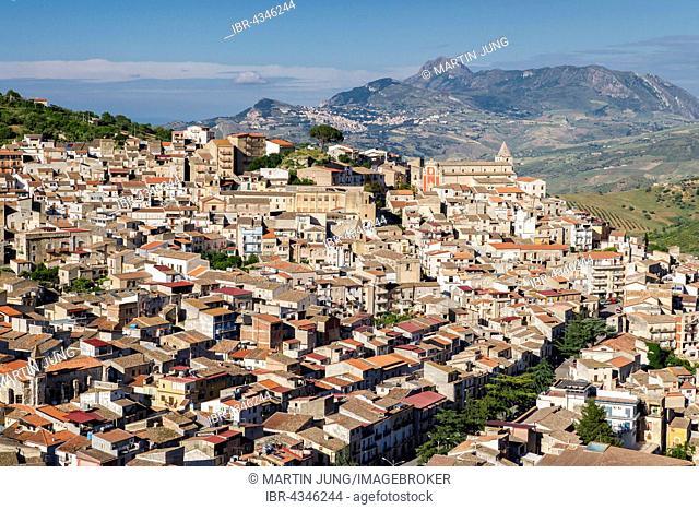 Ciminna, film location of The Leopard, il Gattopardo, directed by Luchino Visconti, Province of Palermo, Sicily, Italy