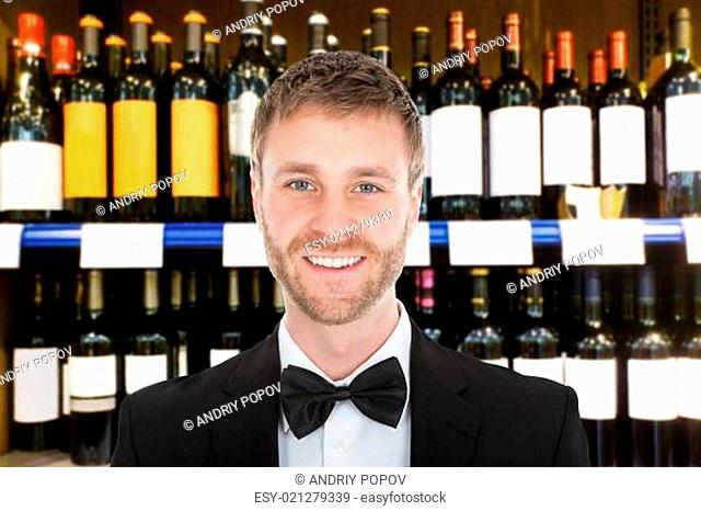 Male Bartender