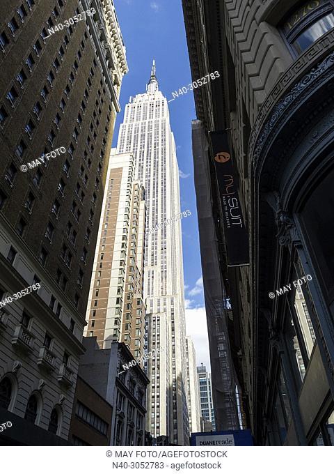 New York City, USA, North America