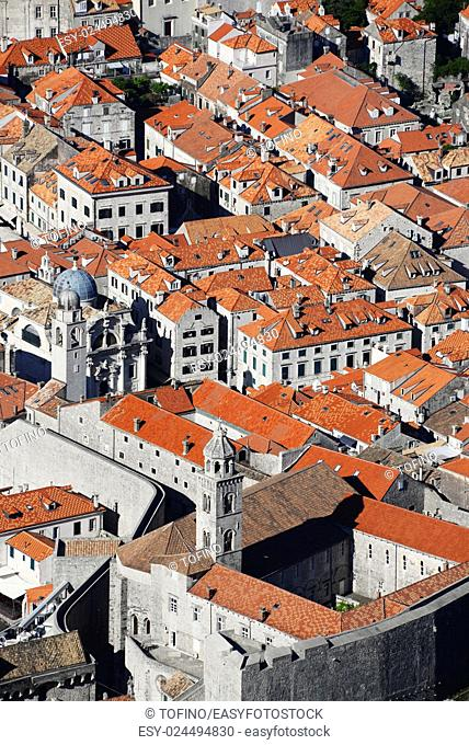 Architecture of Dubrovnik, Croatia