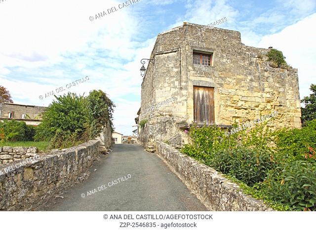 Bordeaux Saint-Emilion France